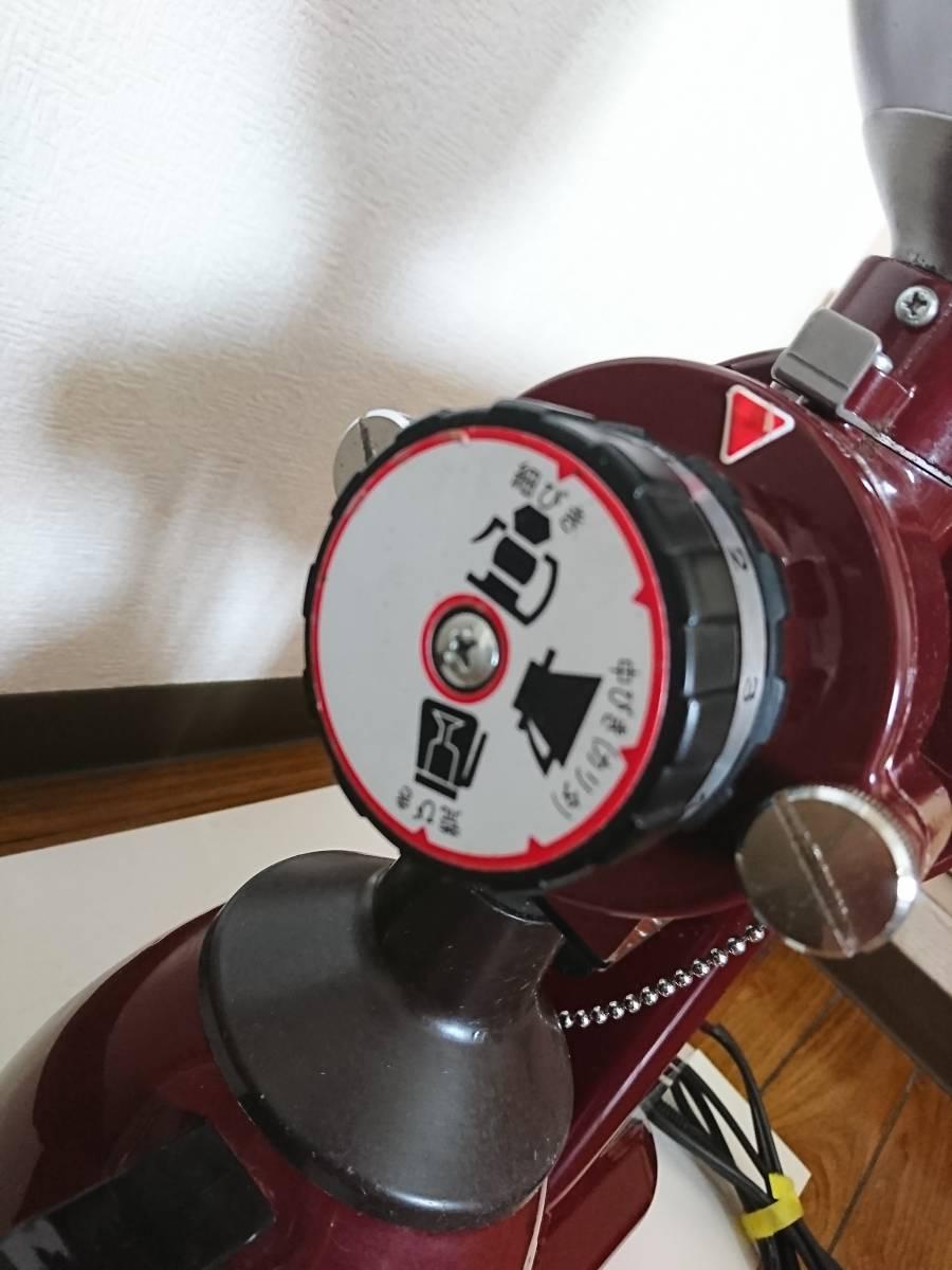 カリタ ハイカットミル 縦型 電動コーヒーミル 業務用 Kalita ミル機 店舗 家庭用調理器具_画像3