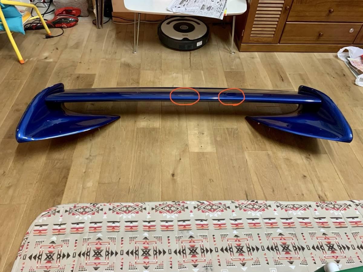 売り切り FD3S RX-7 6型 マツダ純正 リアスポイラー_画像2