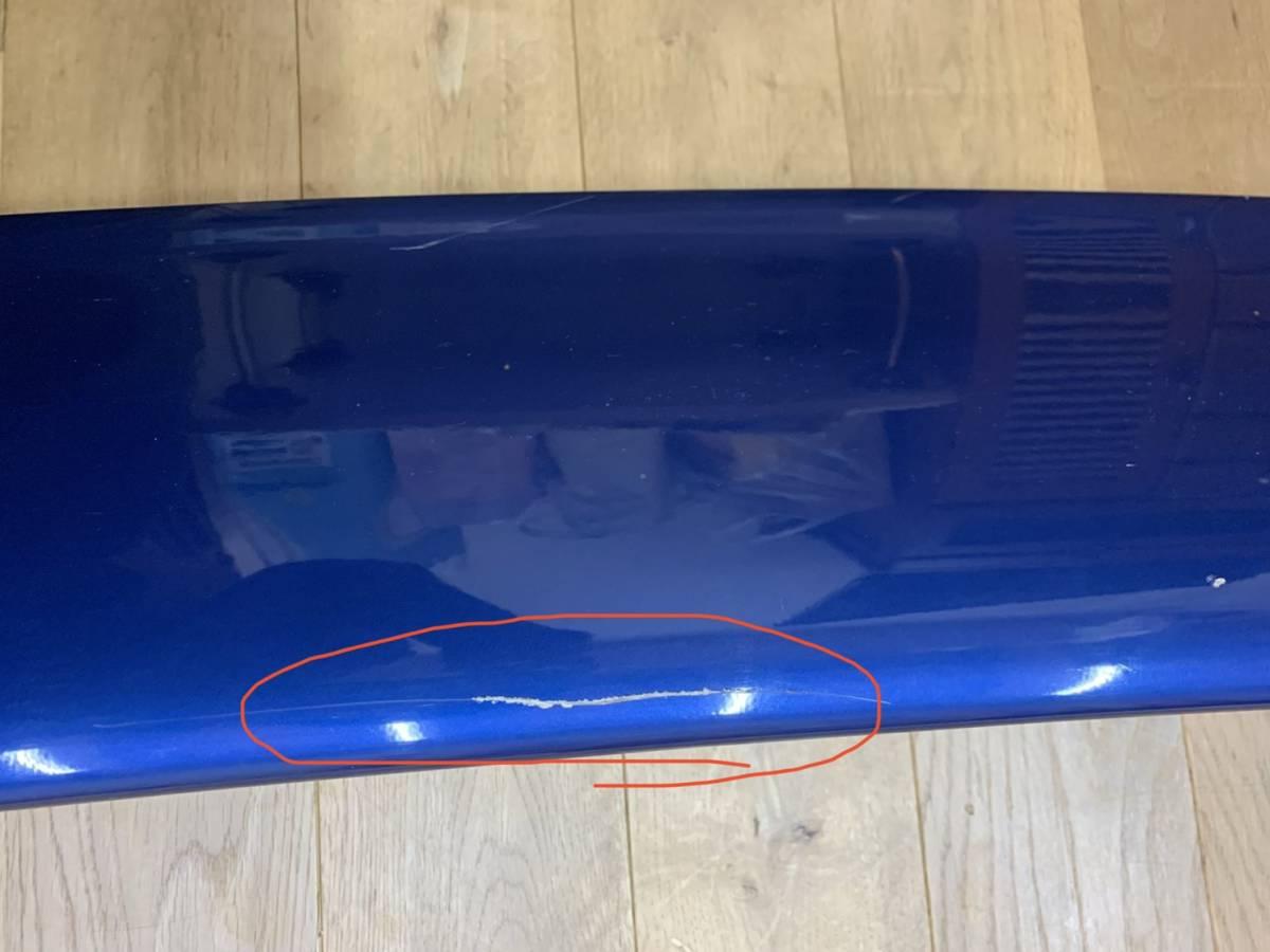売り切り FD3S RX-7 6型 マツダ純正 リアスポイラー_画像4