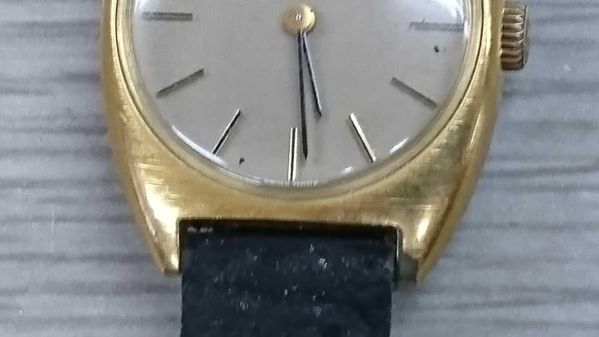 LONGINES ロンジン アンティーク 手巻き 腕時計 _画像4