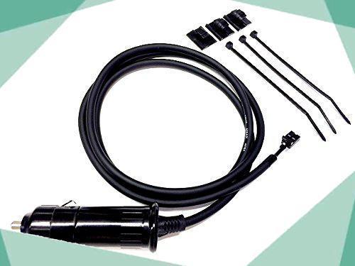 ETC車載器用 電源ケーブル ソケットタイプ 三菱(Mitsubishi) EP-9U76 EP-9U77等に対応 …_画像1