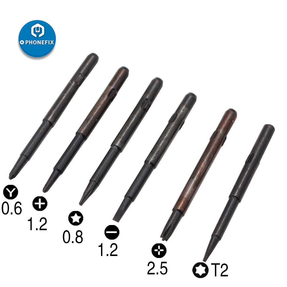 Phonefix 6 で 1 磁気ドライバーセットプロフェッショナルオープニング修復iphone 6 7 8 プラスx xs 11Pro最大ドライバー磁化_画像4