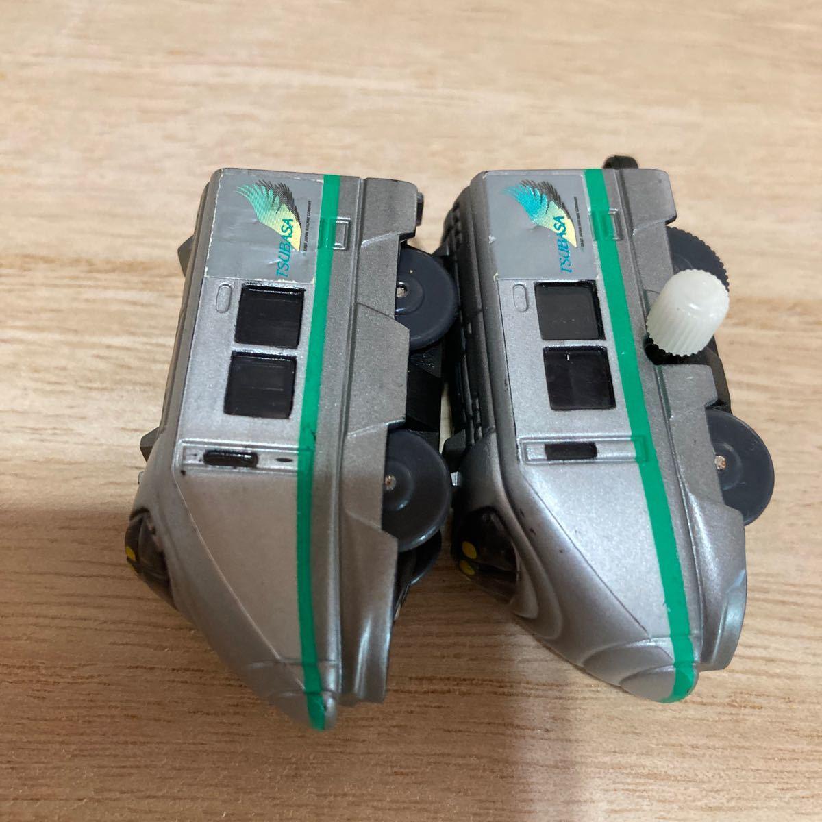 カプセルプラレール 400系新幹線つばさ_画像3