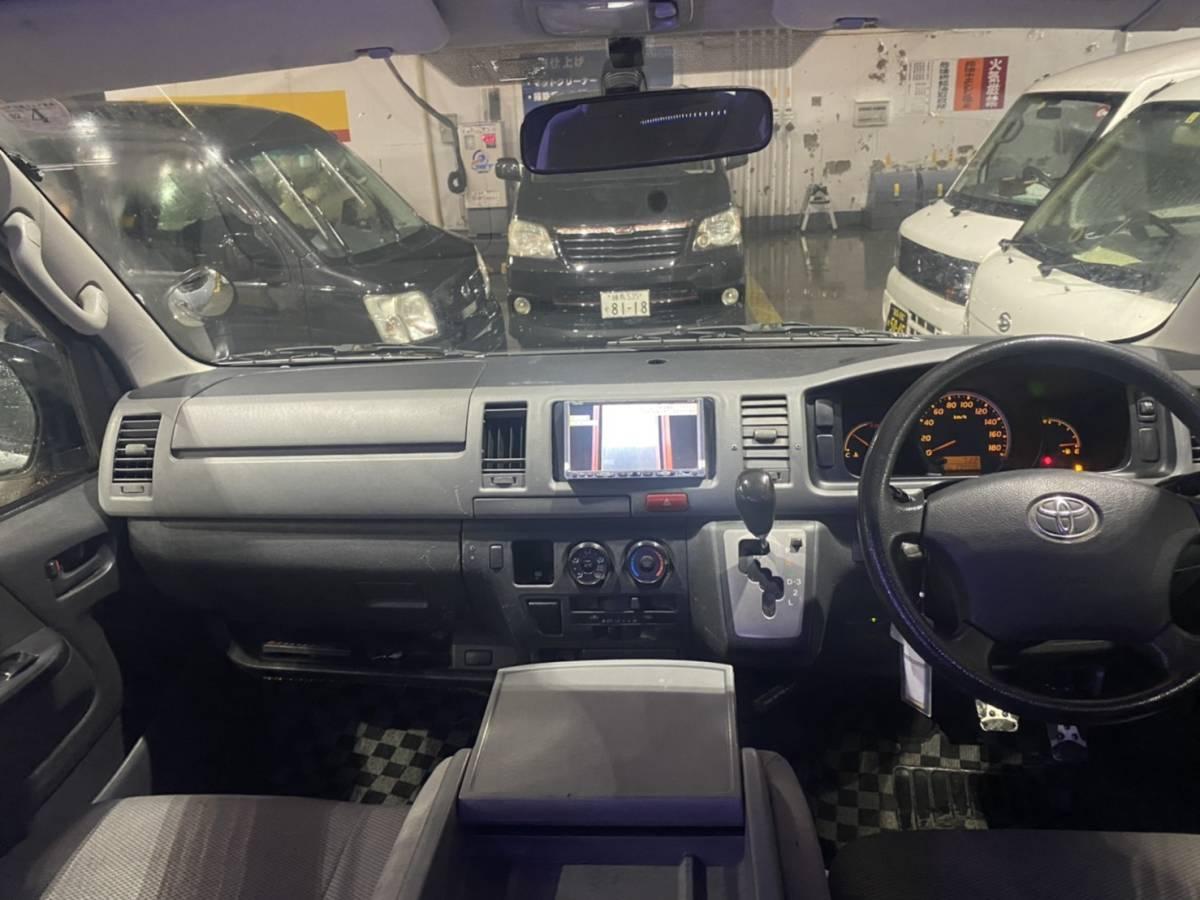「☆ディーゼル 200系ハイエース 好調 作業車☆」の画像3