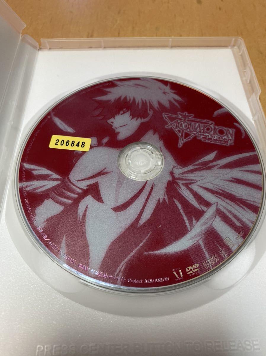DVD 劇場版アクエリオン 壱発逆転編