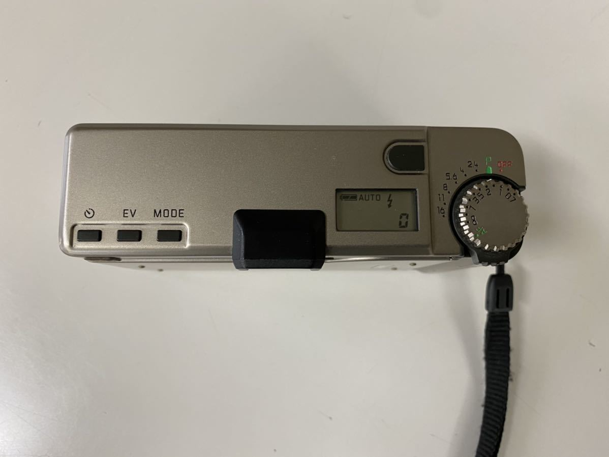 LEICA ライカ minilux/SUMMRIT40mmF2.4 コンパクトフィルムカメラ _画像3