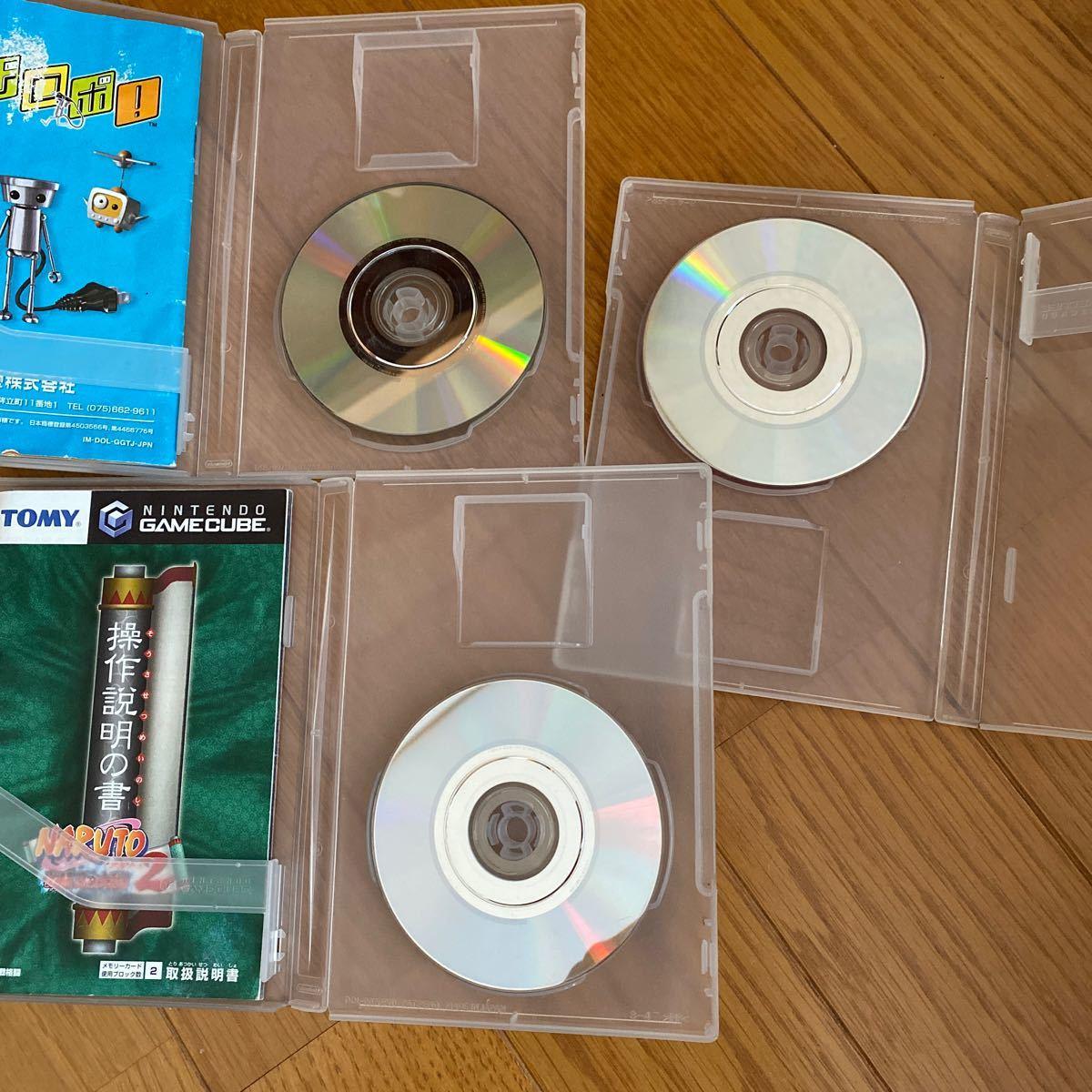 ソフト ゲームキューブソフト