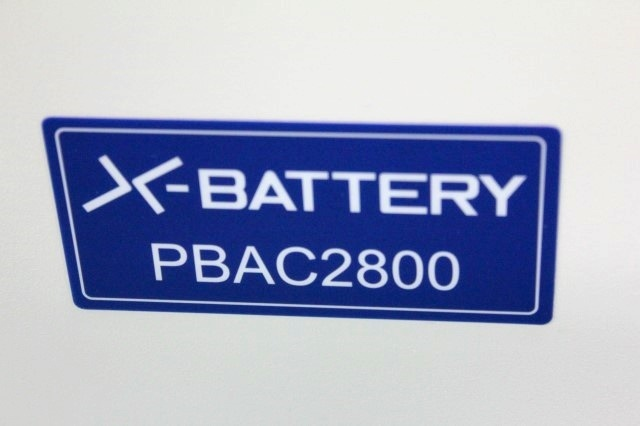 ENAXenaks. battery movement type accumulation of electricity system lithium ion battery ^X-Battery PBAC2800V50Hz^ 25769Y