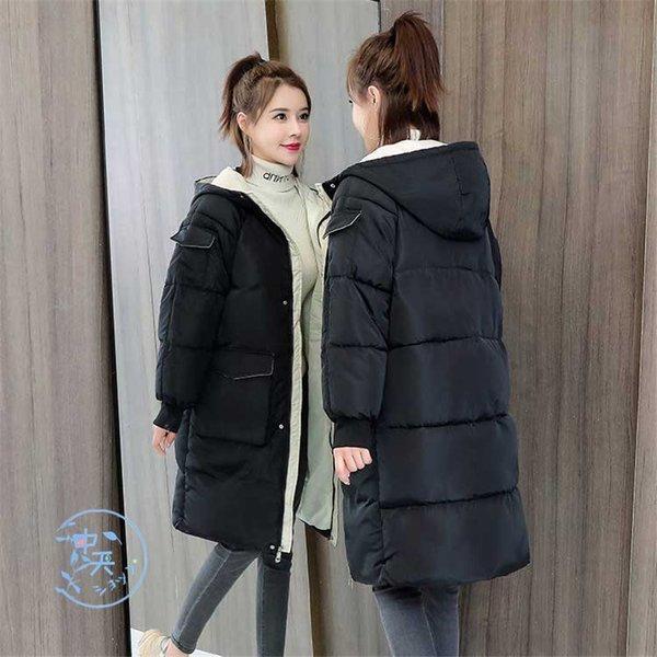 ロング丈 ダウンコート ダウンジャケット レディース アウター 防寒ジャケット 中綿コート フード付き 暖かい カジュアル お出かけ 全4色