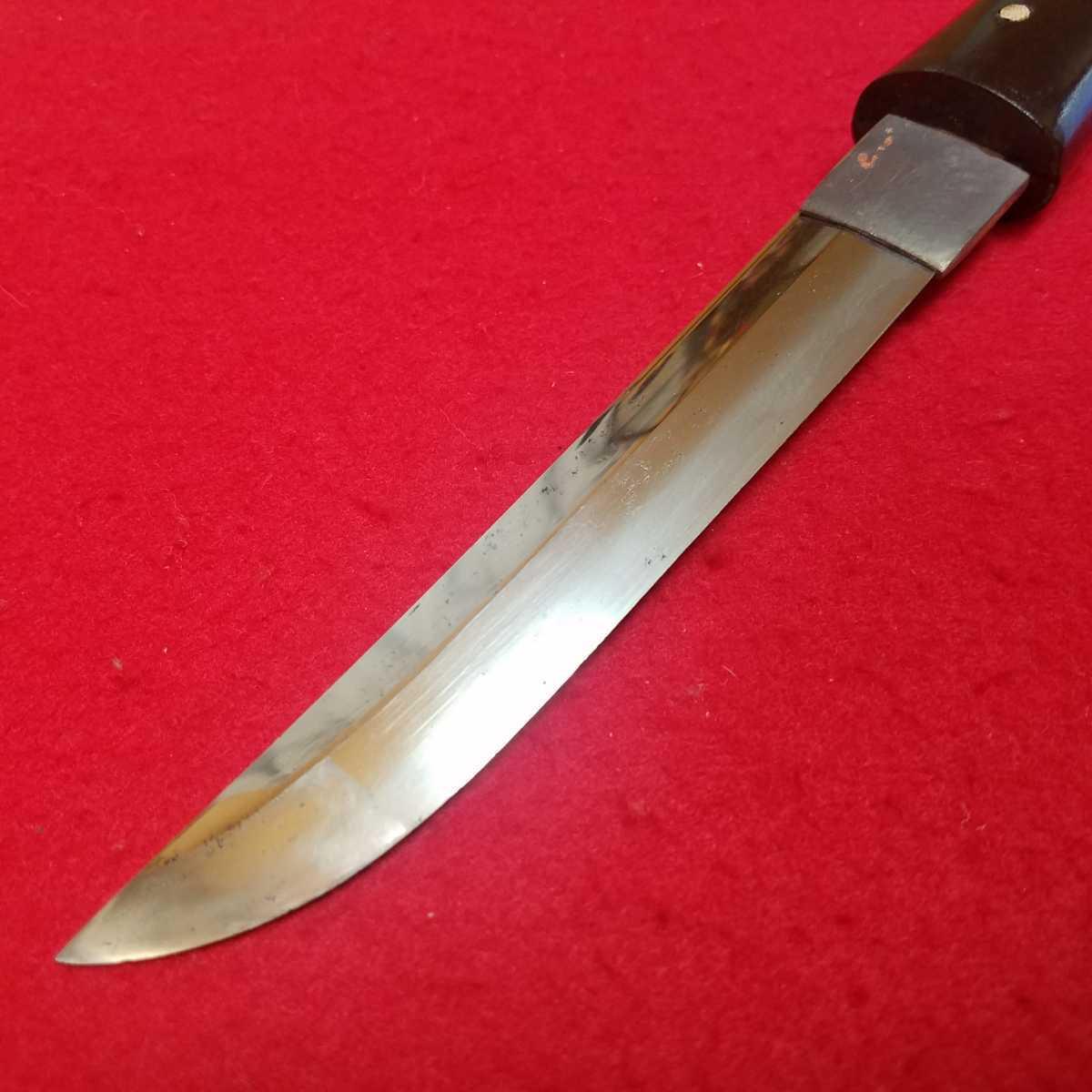 ■短刀■合法サイズ■14.95cm■刀、日本刀、刀剣■a755_画像10