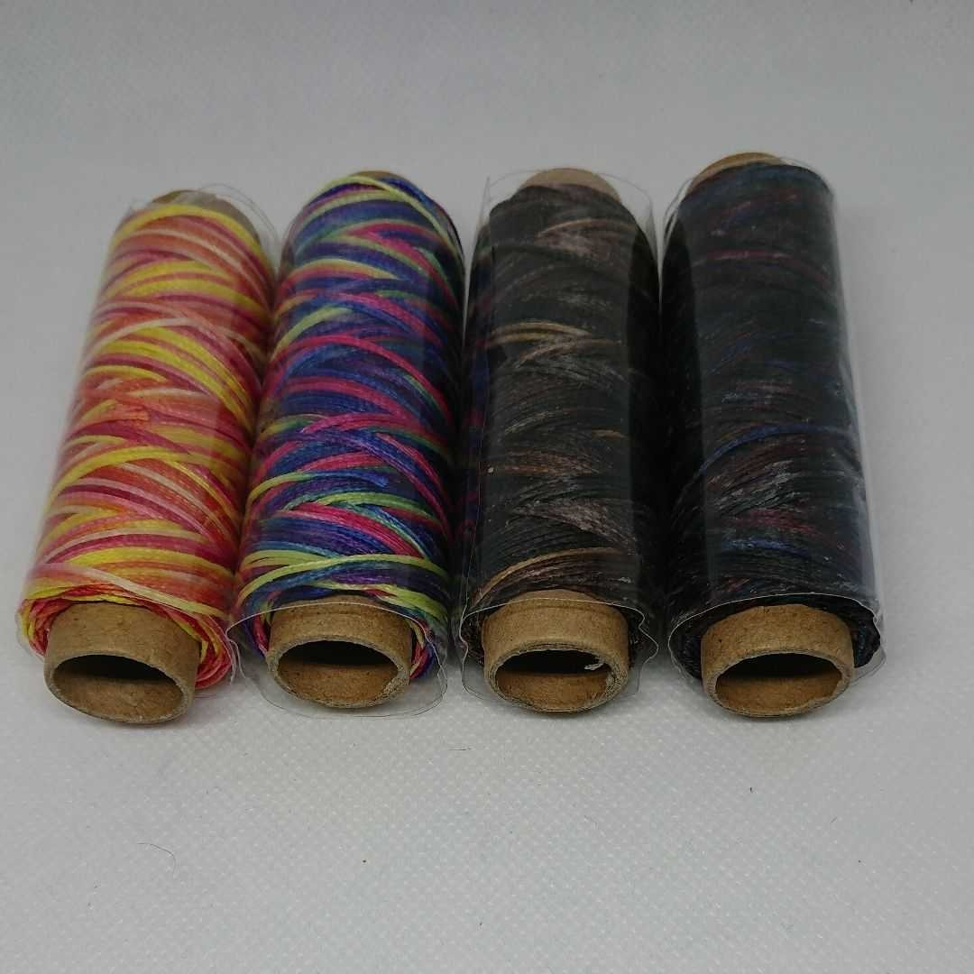 レザークラフト糸
