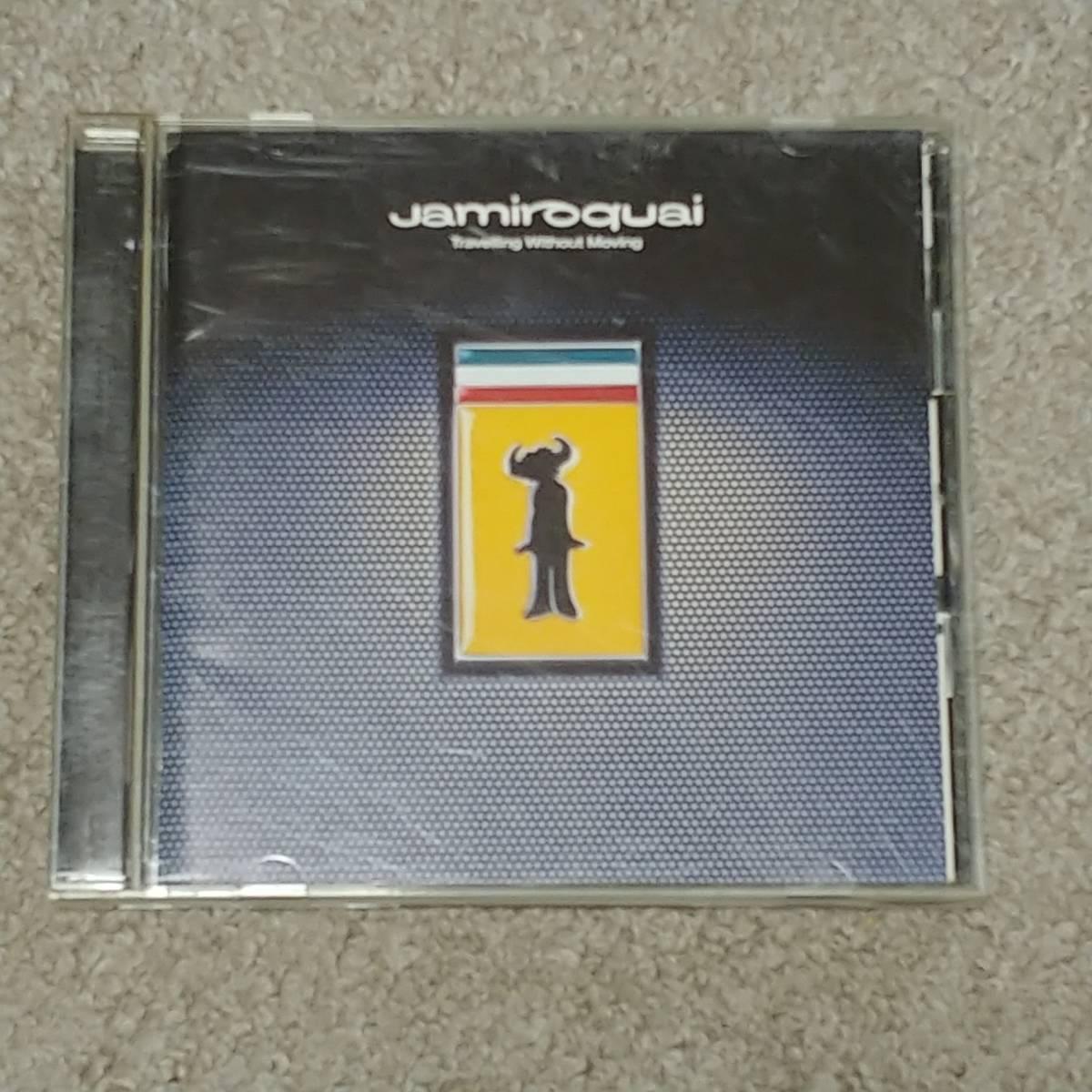 JAMIROQUAI / Travelling Without Moving ジャミロクワイ/ジャミロクワイと旅に出よう 国内盤 歌詞カード、対訳、解説あり