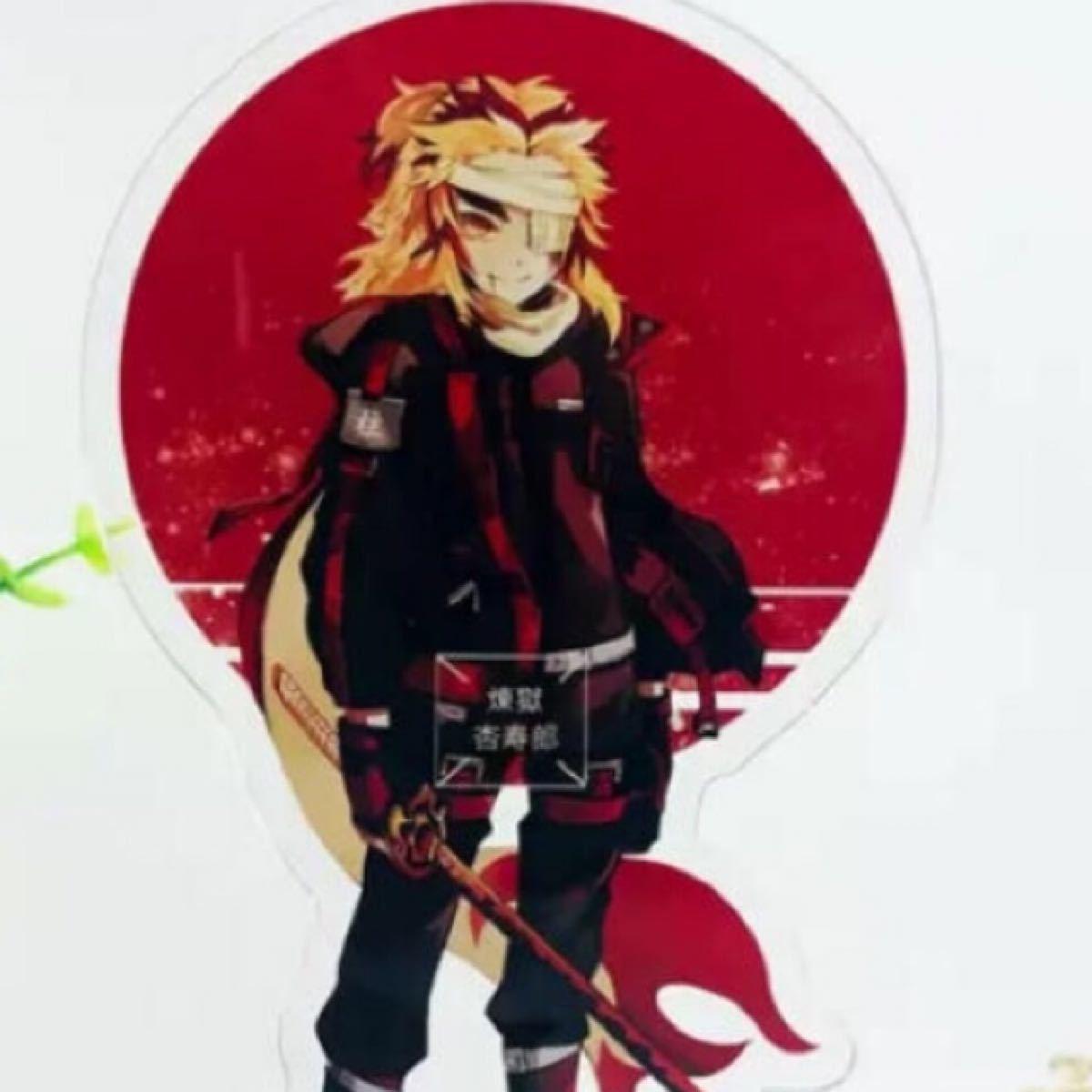 杏寿郎アクリル卓上スタンド/鬼滅の刃 炎柱 煉獄杏寿郎