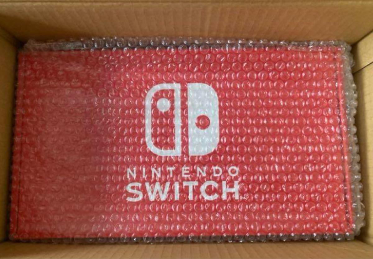 Nintendo Switch 限定カラー レッド/(R)ネオンオレンジ