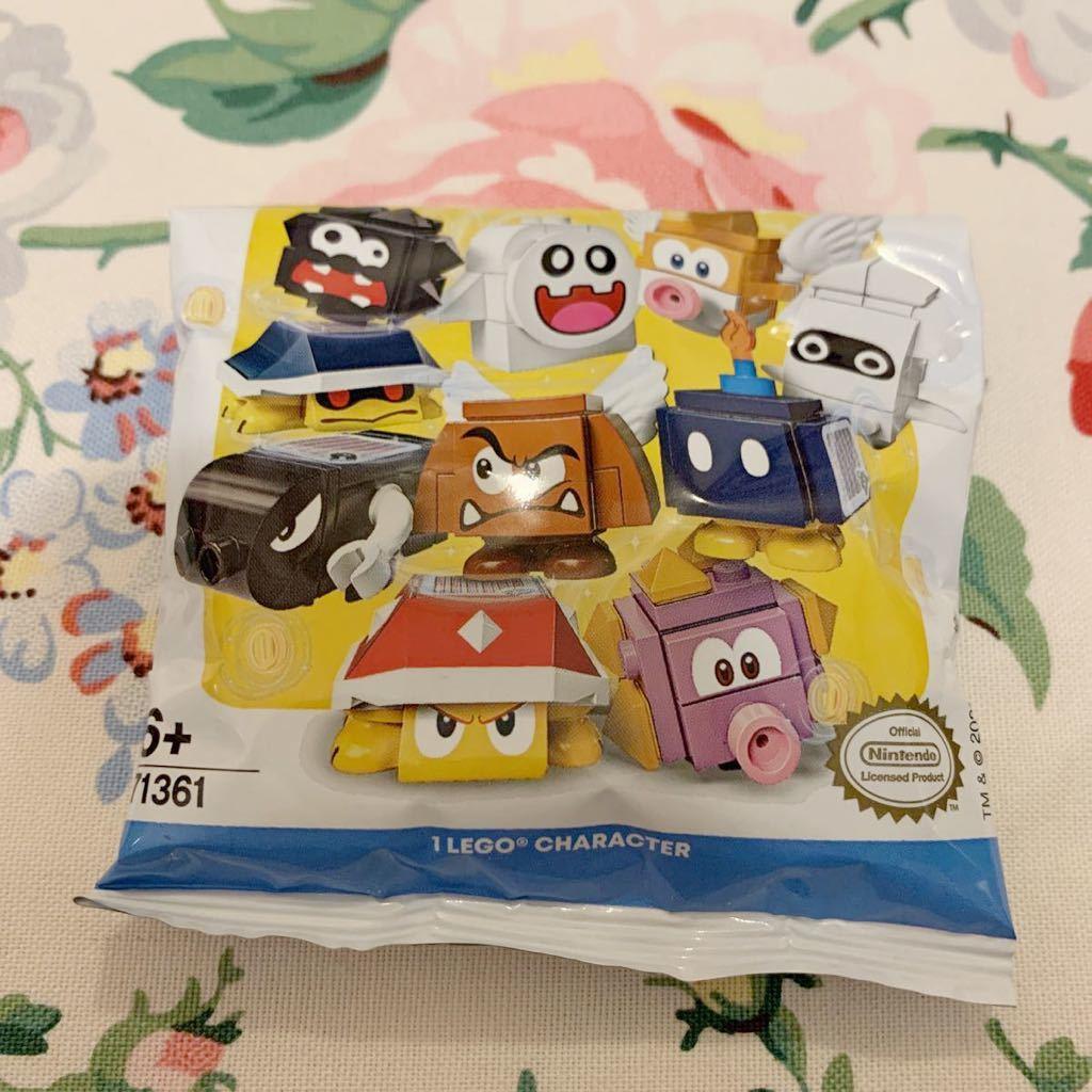 即決 新品未組み立て ウニラ レゴ スーパーマリオ キャラクターパック 未使用品 71361 LEGO SUPER MARIO_画像2
