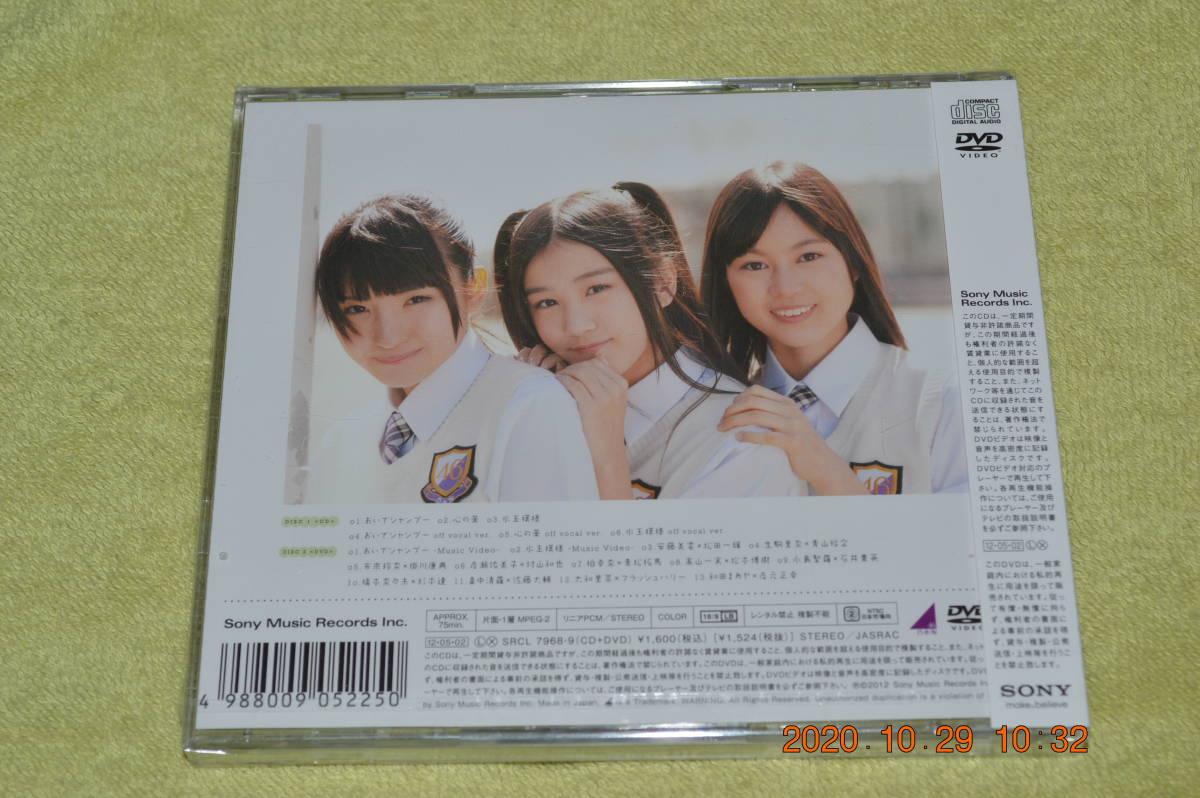 乃木坂46 おいでシャンプー (Type-B) * 通常盤  *新品 未開封  *生写真付_画像4