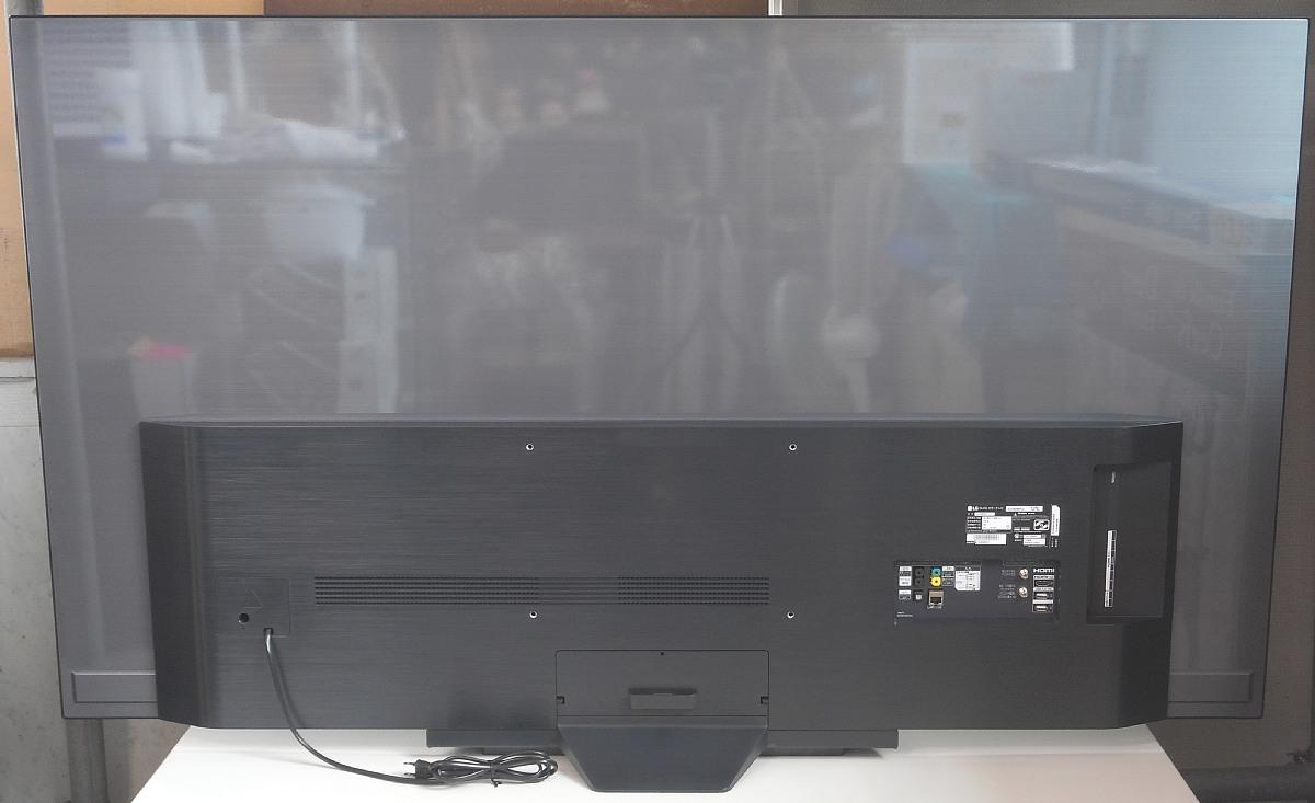 お引き取り限定 展示品 2019年製 65型 4K 有機EL テレビ LG OLED65B9PJA BS/CS 4Kチューナー内蔵 65V型 65インチ OLED_画像5