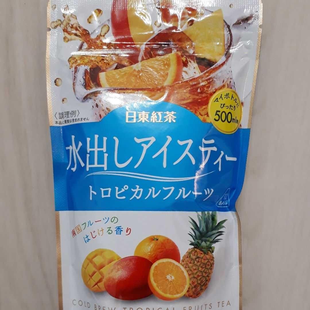 日東紅茶 水出しアイスティー トロピカルフルーツ 3パック