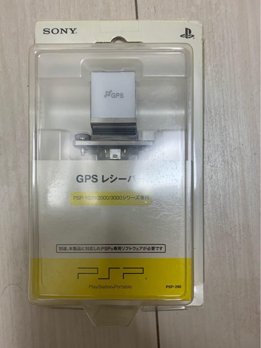 psp周辺機器 GPSレシーバー (PSP-290)