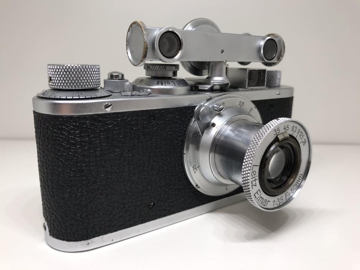 超希少 Leica C型 クローム_画像2