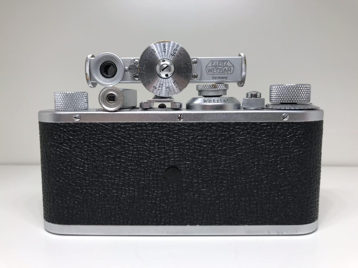 超希少 Leica C型 クローム_画像3