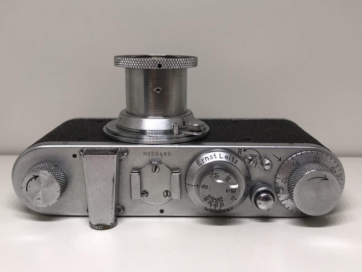 超希少 Leica C型 クローム_画像4