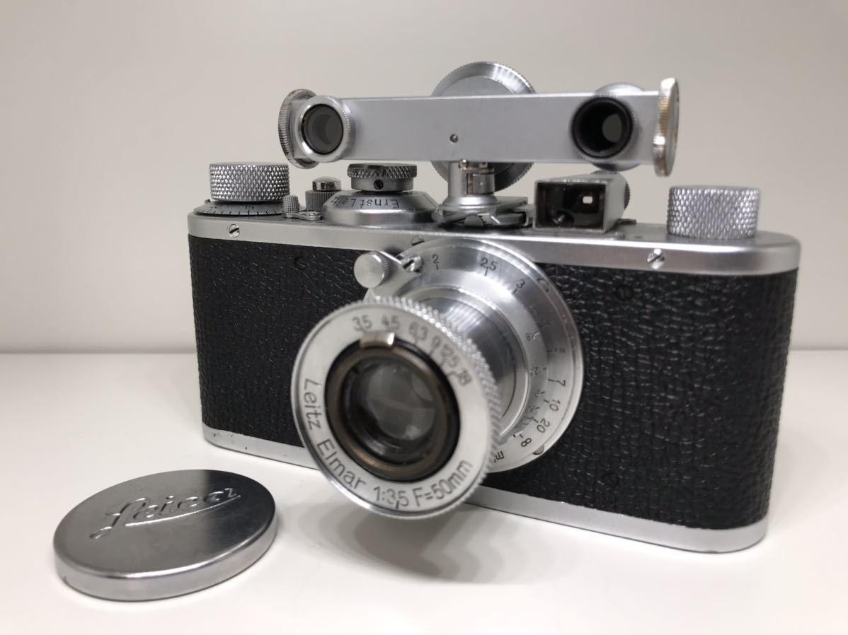 超希少 Leica C型 クローム_画像1