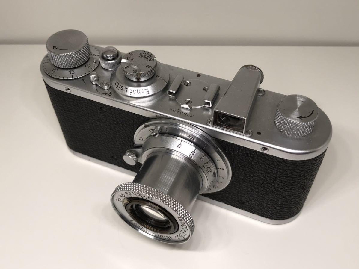 超希少 Leica C型 クローム_画像6