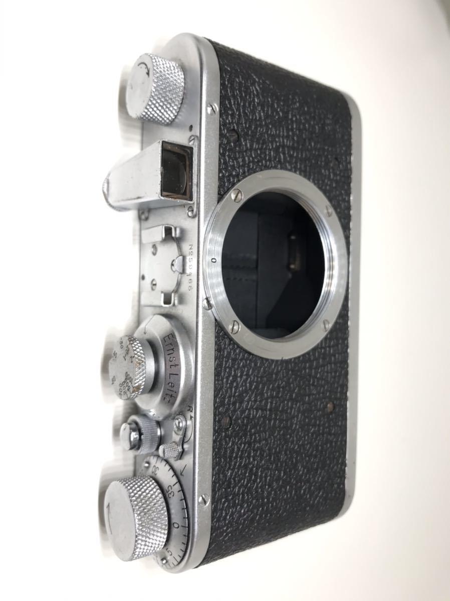 超希少 Leica C型 クローム_画像9