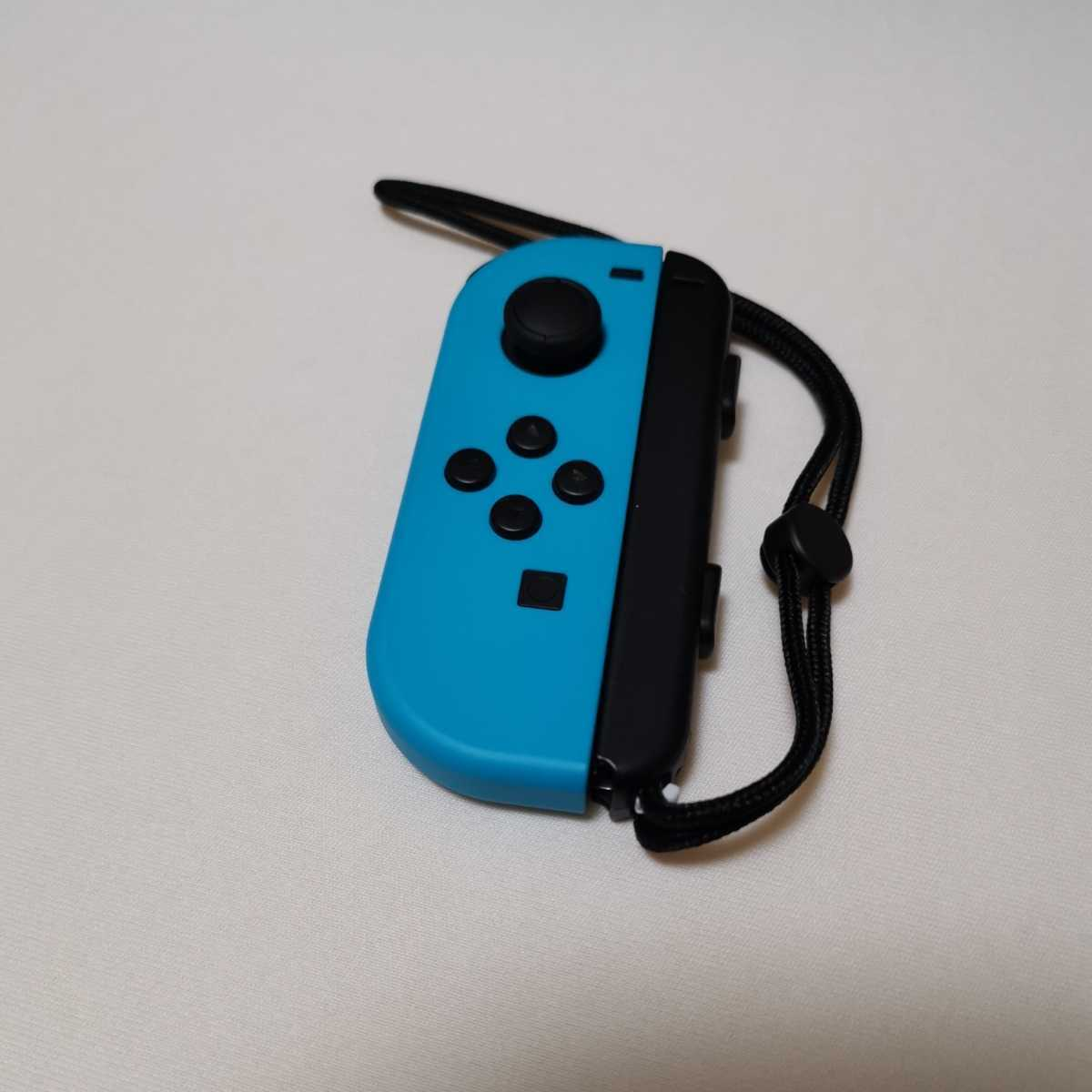 Nintendo Switch Joy-Con (L) ネオンブルー ニンテンドースイッチ ジョイコン 左 送料無料