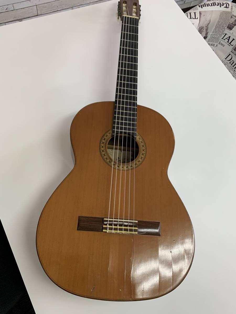 黒澤澄雄クラシックギター 特注_画像1