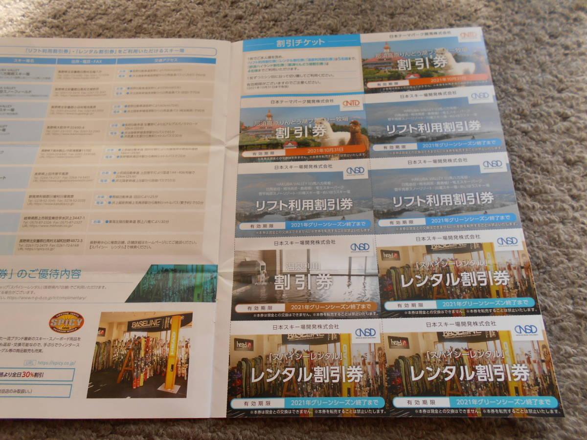 日本駐車場開発 株主優待 一式_画像2