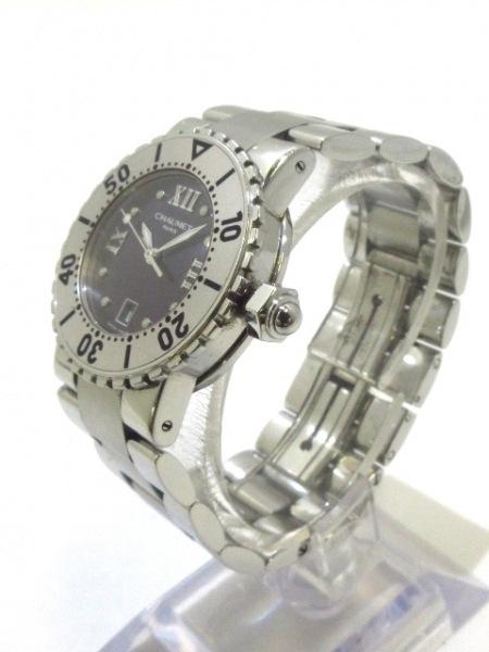 CHAUMET(ショーメ) 腕時計 クラスワン レディース パープル_画像2
