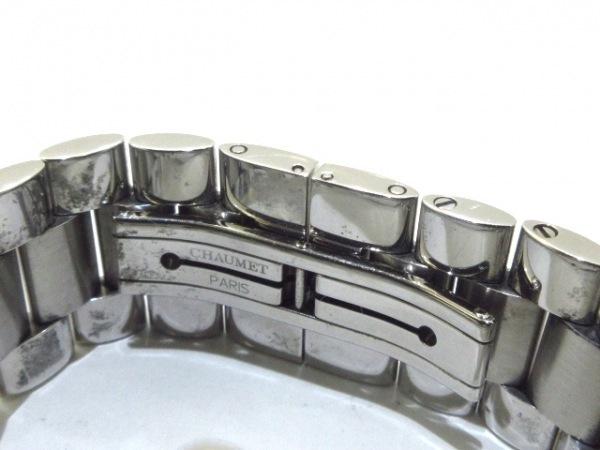 CHAUMET(ショーメ) 腕時計 クラスワン レディース パープル_画像4