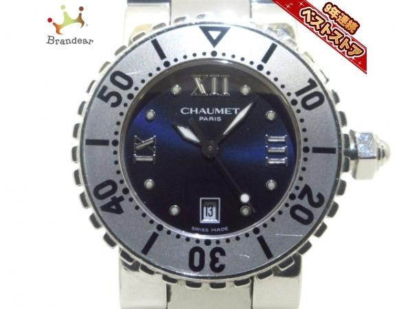 CHAUMET(ショーメ) 腕時計 クラスワン レディース パープル_画像1
