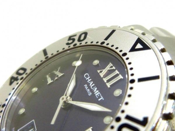 CHAUMET(ショーメ) 腕時計 クラスワン レディース パープル_画像8