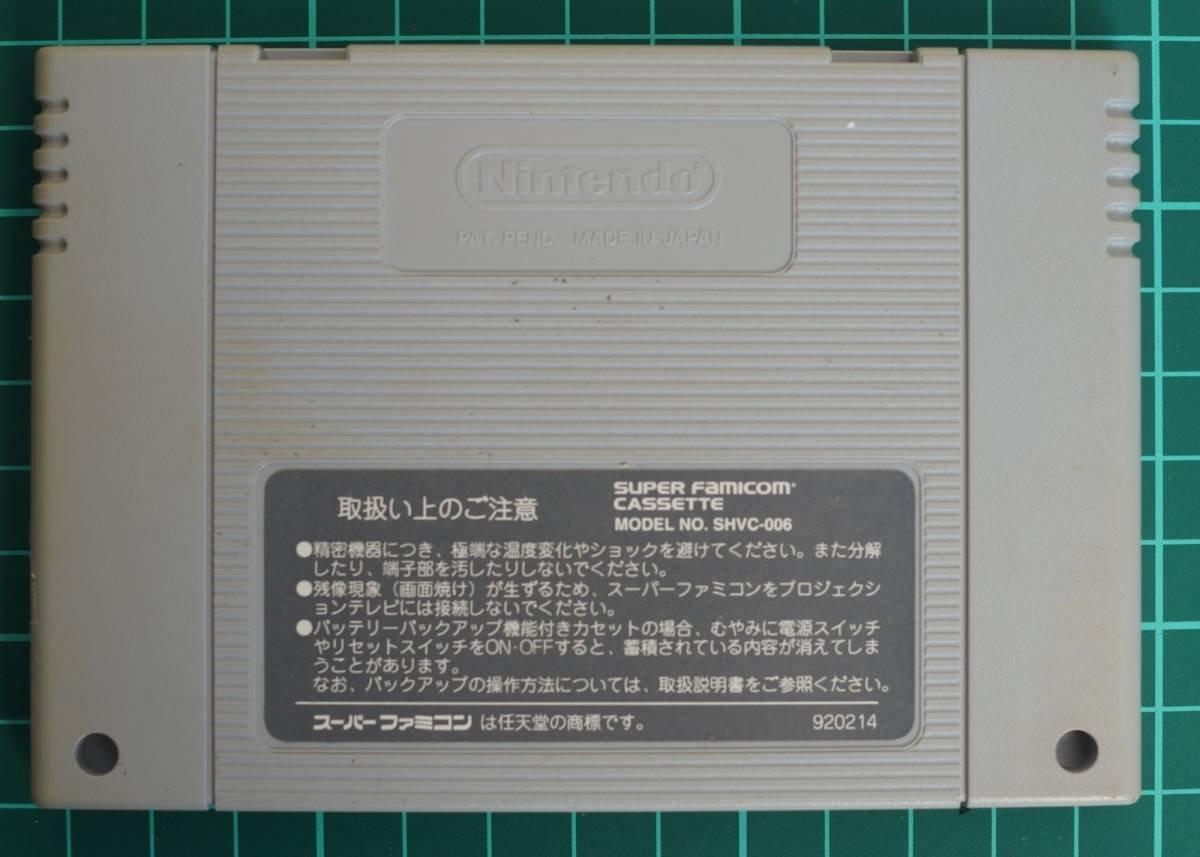スーパーファミコン カートリッジ : 白熱プロ野球'94ガンバリーグ3 SHVC-E3