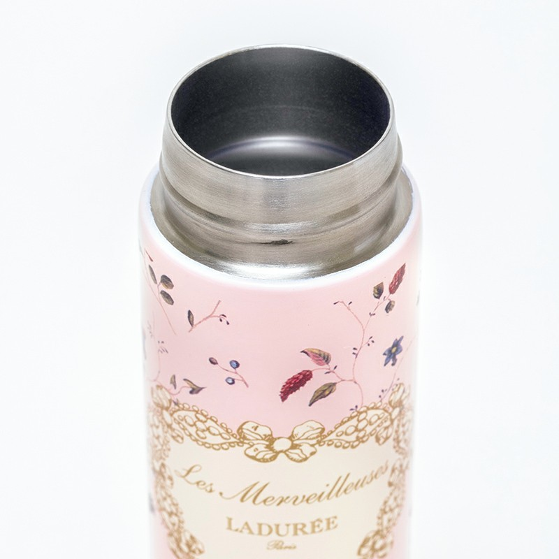 GLOWグロー2020年12月号付録 ステンレスボトル ラデュレ ミニサイズ水筒