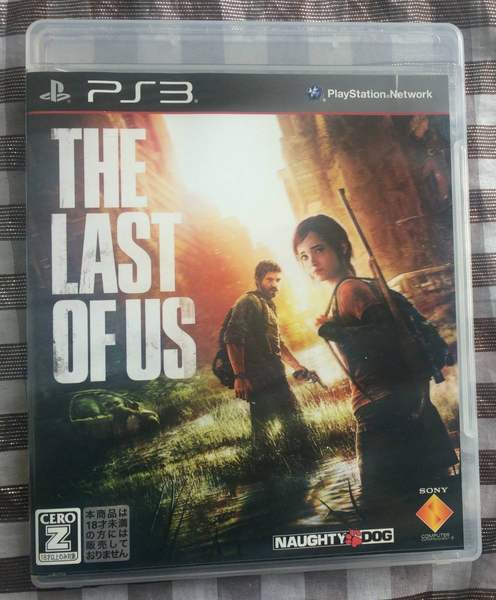 PS3 ラストオブアス  The Last of Us