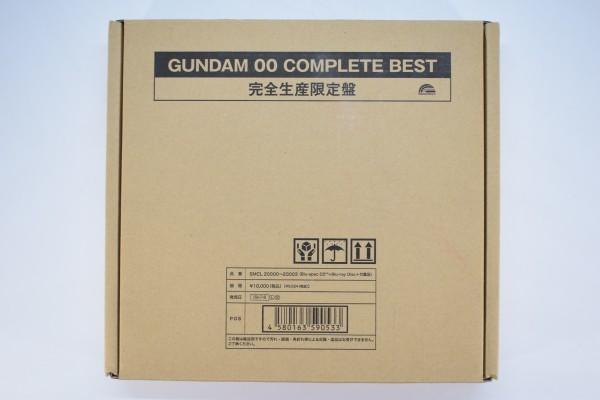 動確 完全生産限定盤 機動戦士 ガンダム 00 ダブルオー COMPLETE BEST 初回限定 コンプリート ベスト OO ブルーレイ Blu-ray BD CD C-668Y_画像10