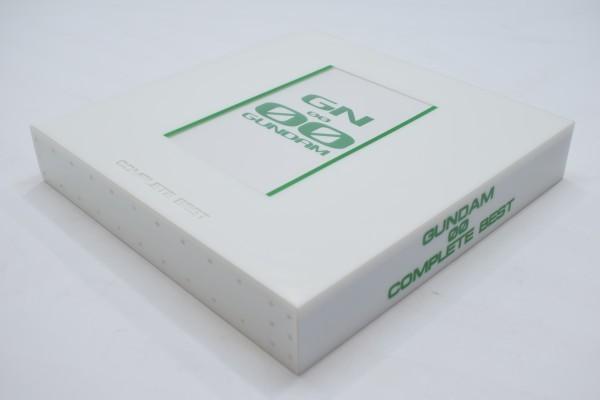 動確 完全生産限定盤 機動戦士 ガンダム 00 ダブルオー COMPLETE BEST 初回限定 コンプリート ベスト OO ブルーレイ Blu-ray BD CD C-668Y_画像9