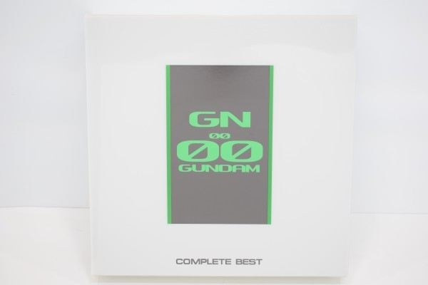 動確 完全生産限定盤 機動戦士 ガンダム 00 ダブルオー COMPLETE BEST 初回限定 コンプリート ベスト OO ブルーレイ Blu-ray BD CD C-668Y_画像6