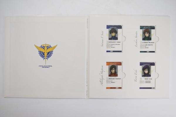 動確 完全生産限定盤 機動戦士 ガンダム 00 ダブルオー COMPLETE BEST 初回限定 コンプリート ベスト OO ブルーレイ Blu-ray BD CD C-668Y_画像4