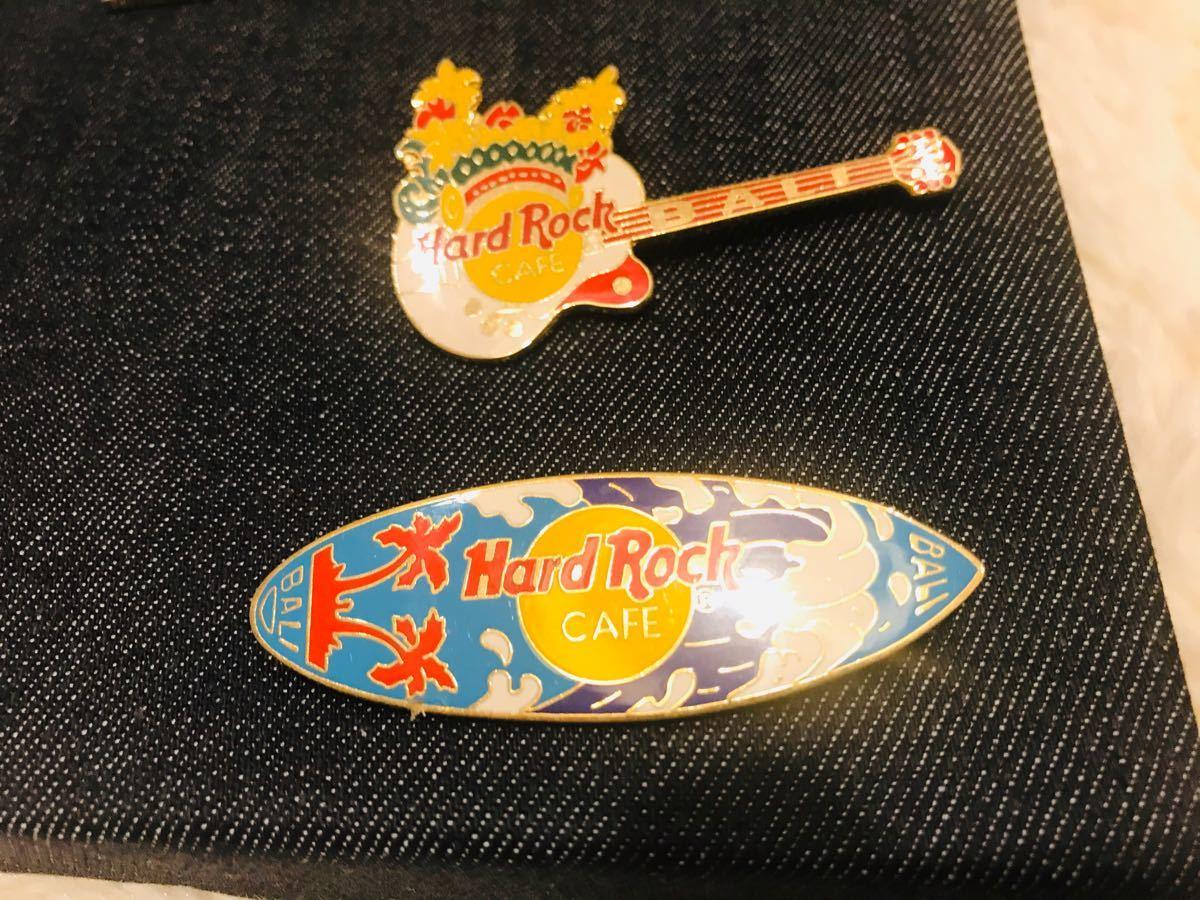 Hard Rock Cafe・ピンバッジコレクション