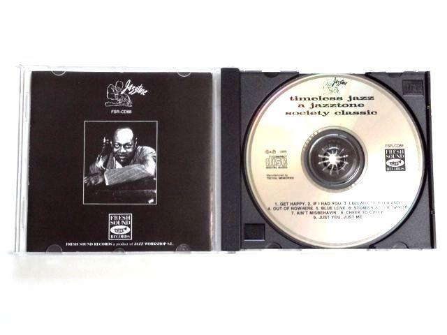 輸入盤 CD【FSR-CD88】Coleman Hawkins コールマン・ホーキンス / Coleman Hawkins And His All-Stars / 送料310円~_画像3