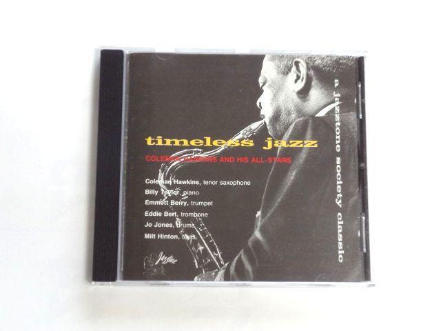 輸入盤 CD【FSR-CD88】Coleman Hawkins コールマン・ホーキンス / Coleman Hawkins And His All-Stars / 送料310円~_画像1