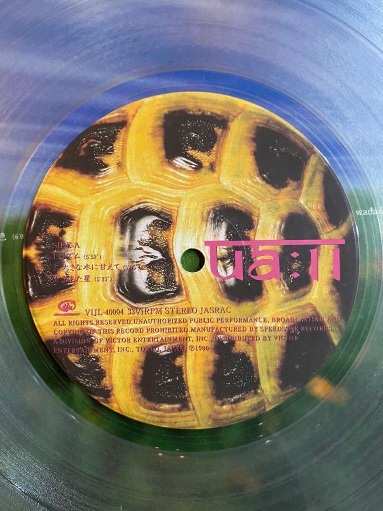 UA / 11 ELEVEN LP レコード レア 1円スタート_画像3