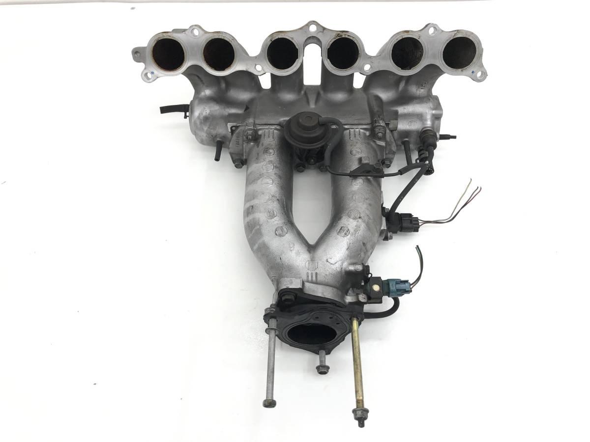 _b40573 トヨタ マークII 2 グランデ レガリア E-JZX100 インテークマニホールド サージタンク インレット インマニ 1JZGE_画像2