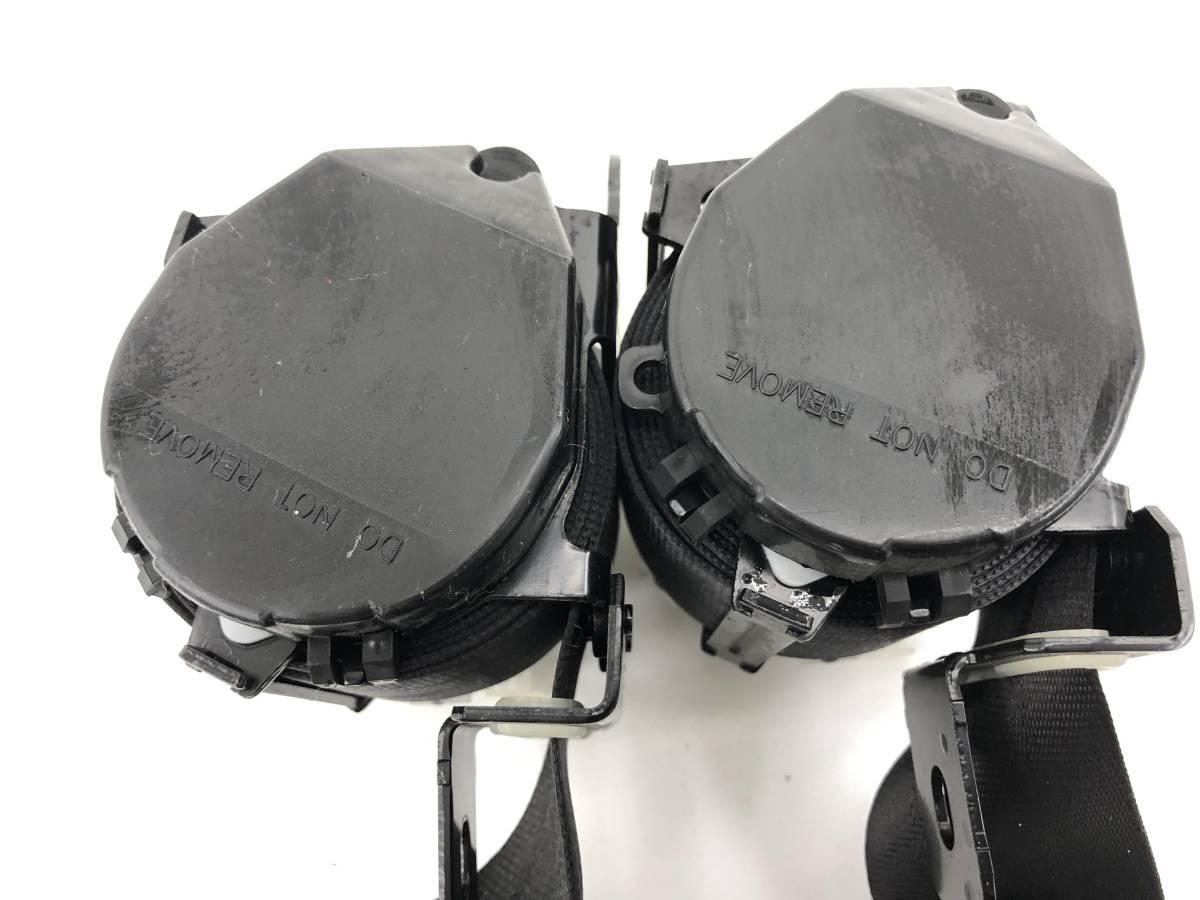 _b42007 ホンダ ゼスト D DBA-JE1 シートベルト キャッチ バックル セット リア リヤ 後部座席 左右 R/LH R/RH G S JE2_画像6