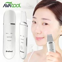 Avatool ウォーターピーリング 超音波 美顔器 スマートピール 1台4役